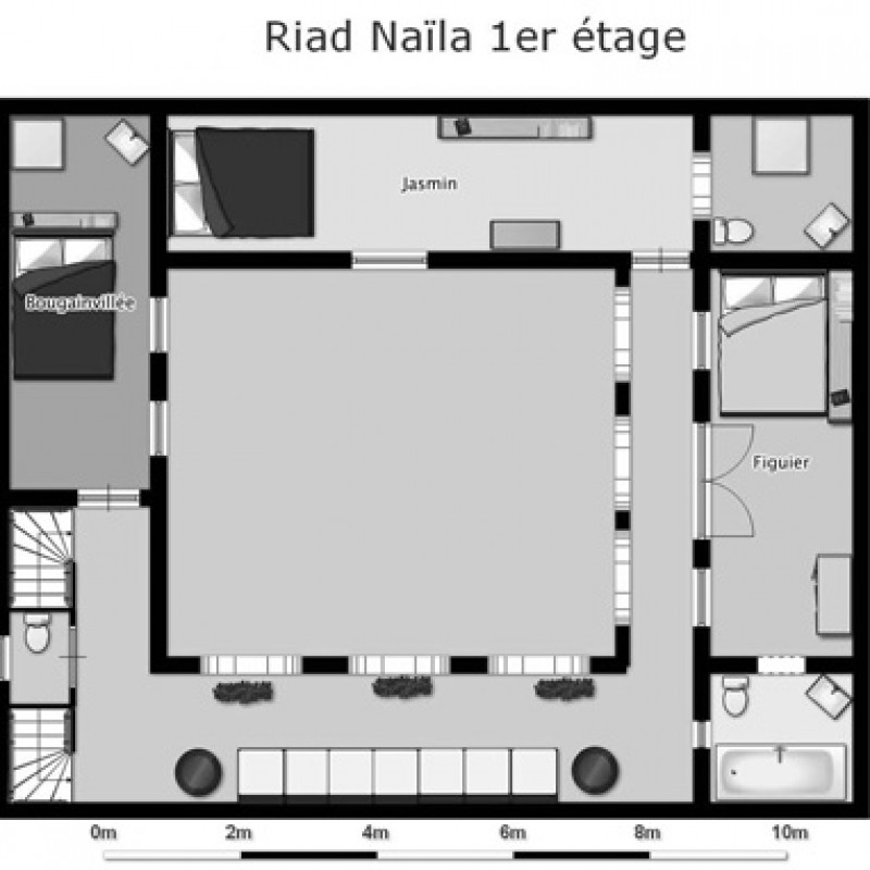 riad_naila_first_floor2-800x800 Bedrooms